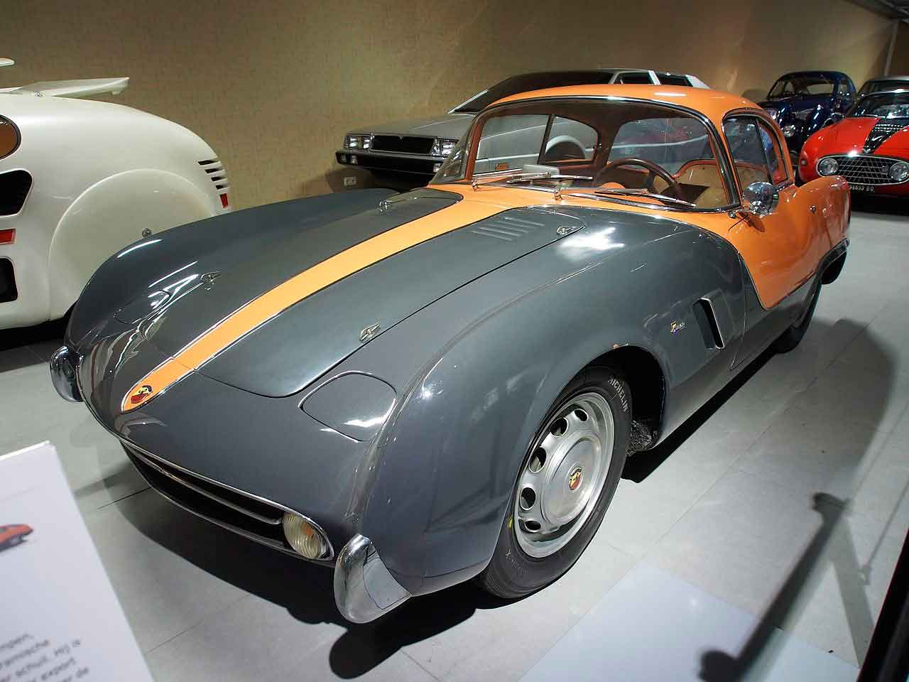 Abarth 209A Boano Coupe