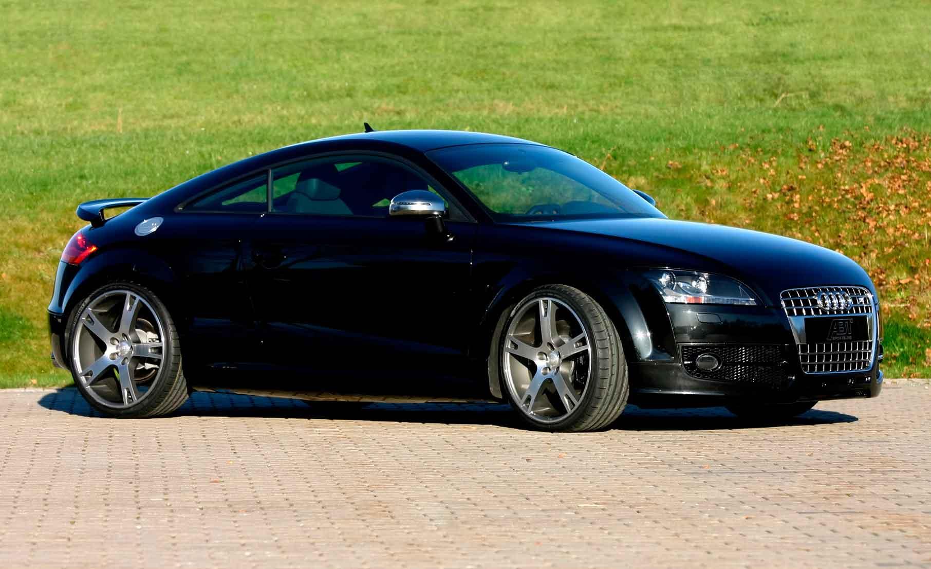 Abt Sportsline Audi TT-Sport