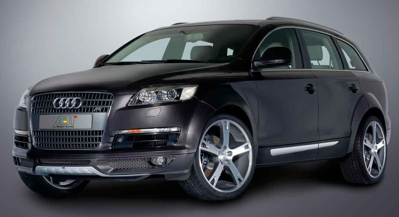 Abt Sportslines Audi Q7