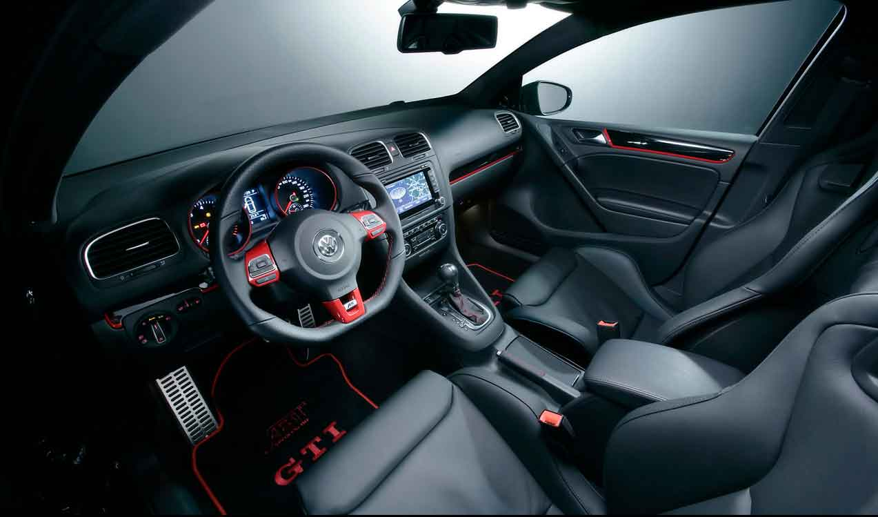 Abt Volkswagen Golf VI GTI - Interior