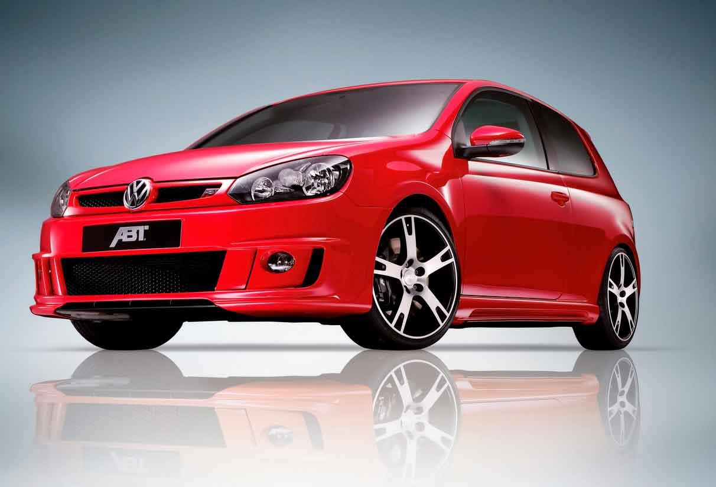Abt Volkswagen Golf VI - Rear And Side