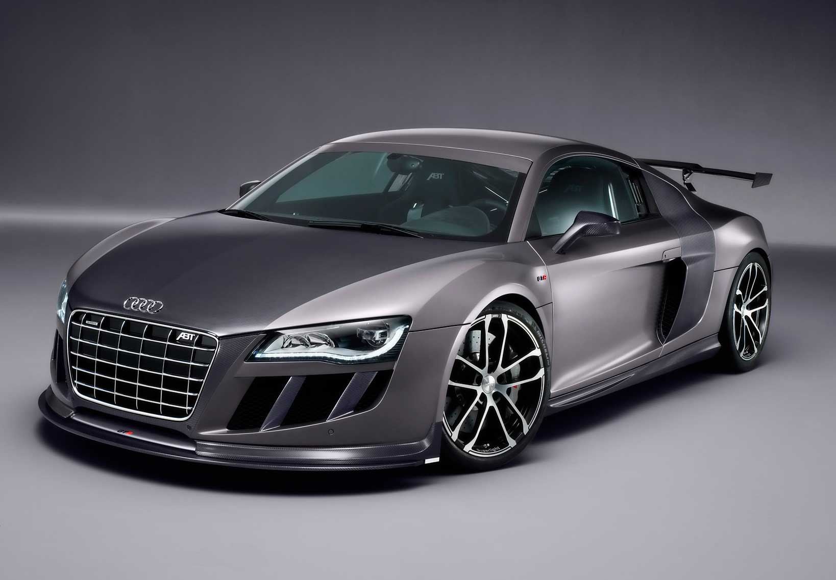 Abt Audi R8 GT R - Front Angle