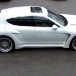 FAB Design Porsche Panamera - Side Top