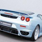 Hamann Ferrari F430 - Rear Angle