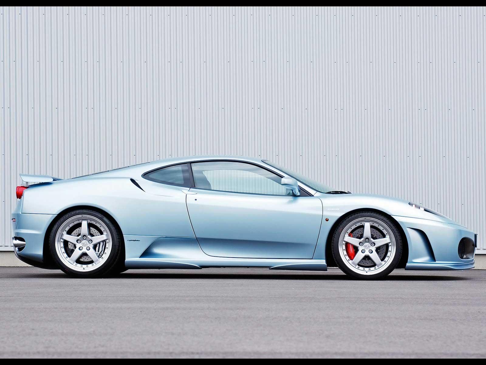 Hamann Ferrari F430 - Side