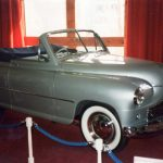 Imperia Standard Vanguard Convertible