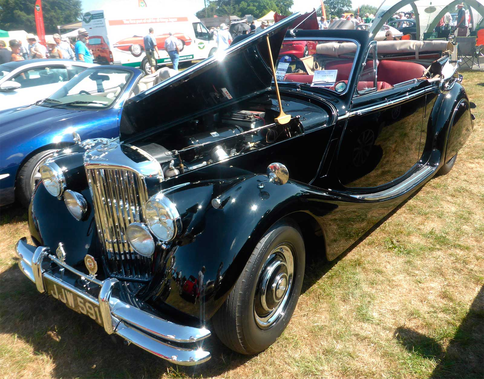 Jaguar Mark V Drophead Coupe