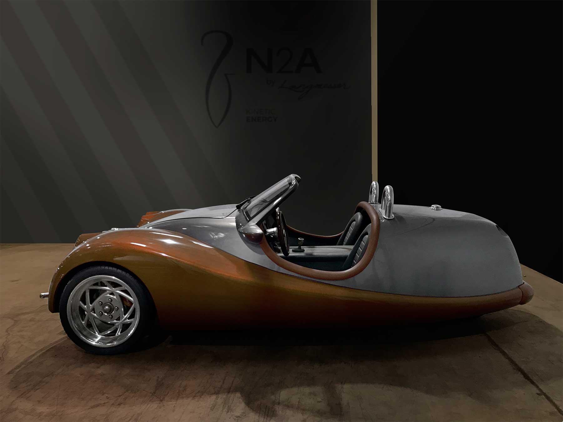 N2A Motors BSA