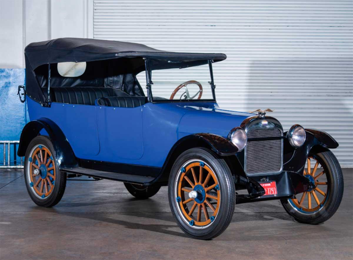 Oakland Model 34-B Touring