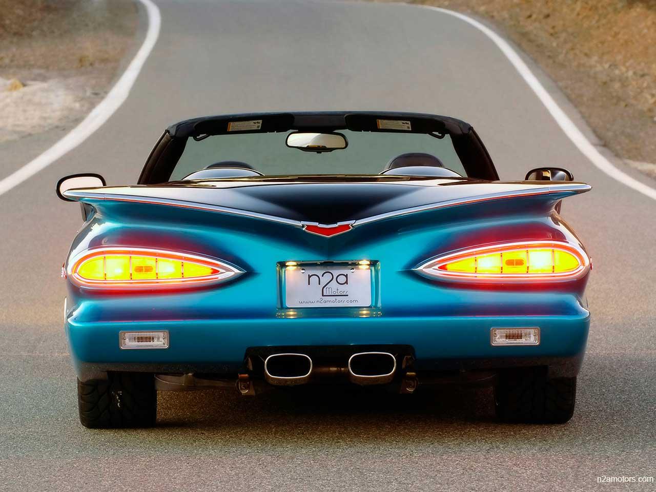 n2a Motors 789 - Rear