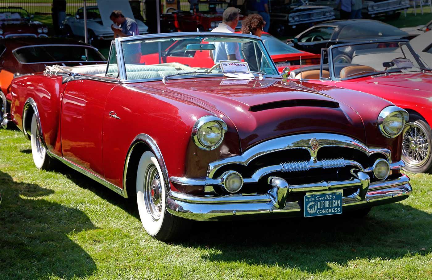Packard-Caribbean-convertible-(1953)