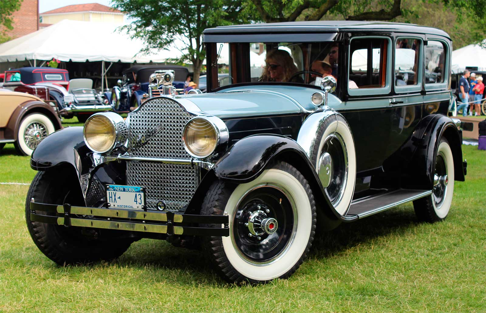 Packard Custom Eight Sedan Limousine