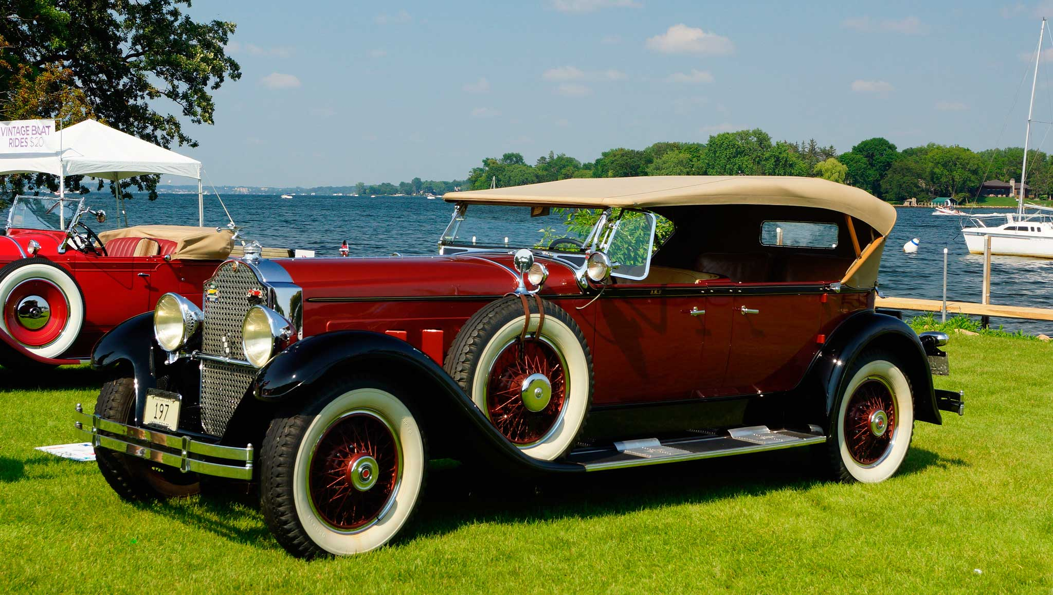 Packard Deluxe Eight Sport Phaeton