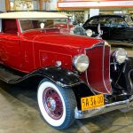Packard Light Eight Roadster Coupe