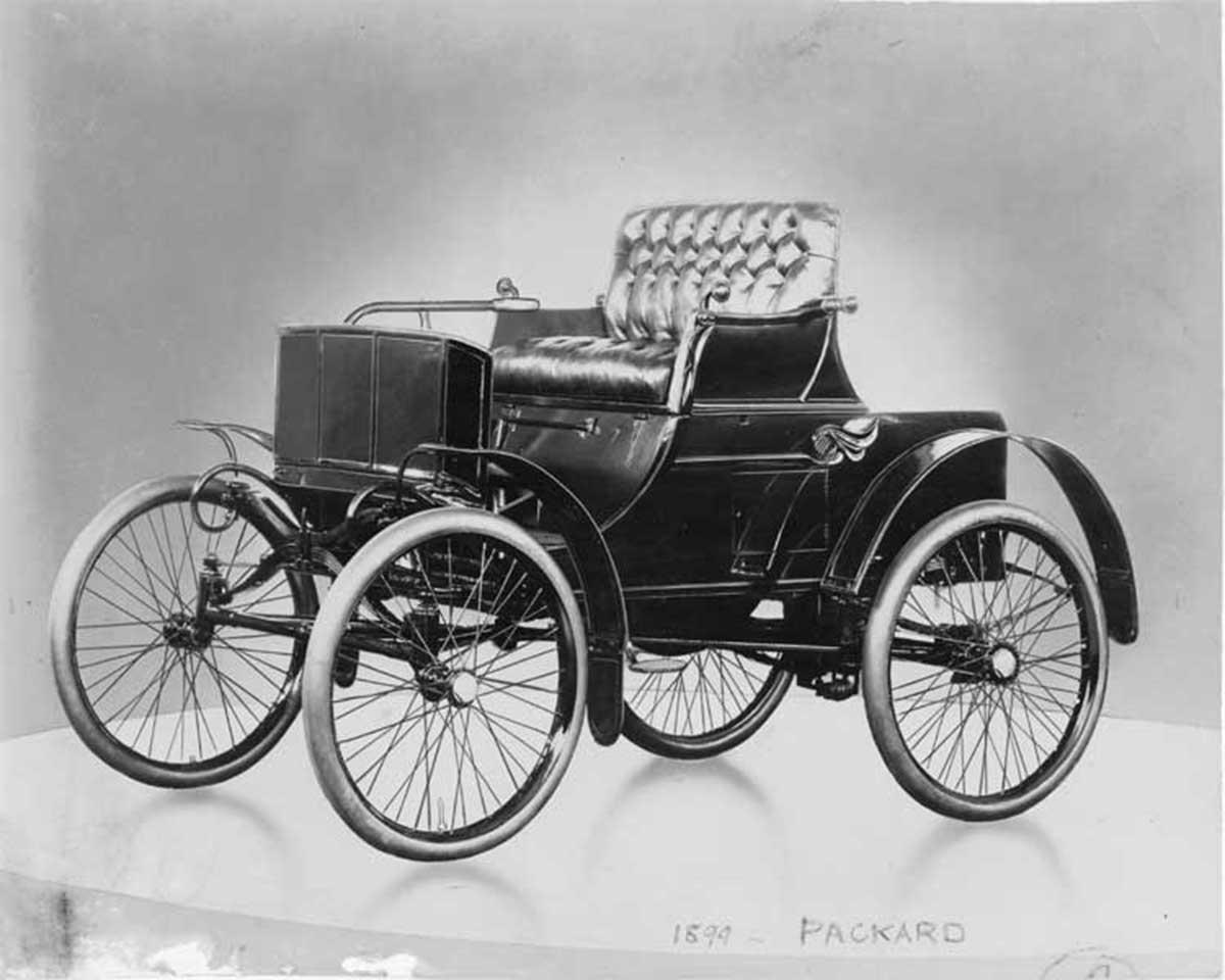 Packard Model A (1899)