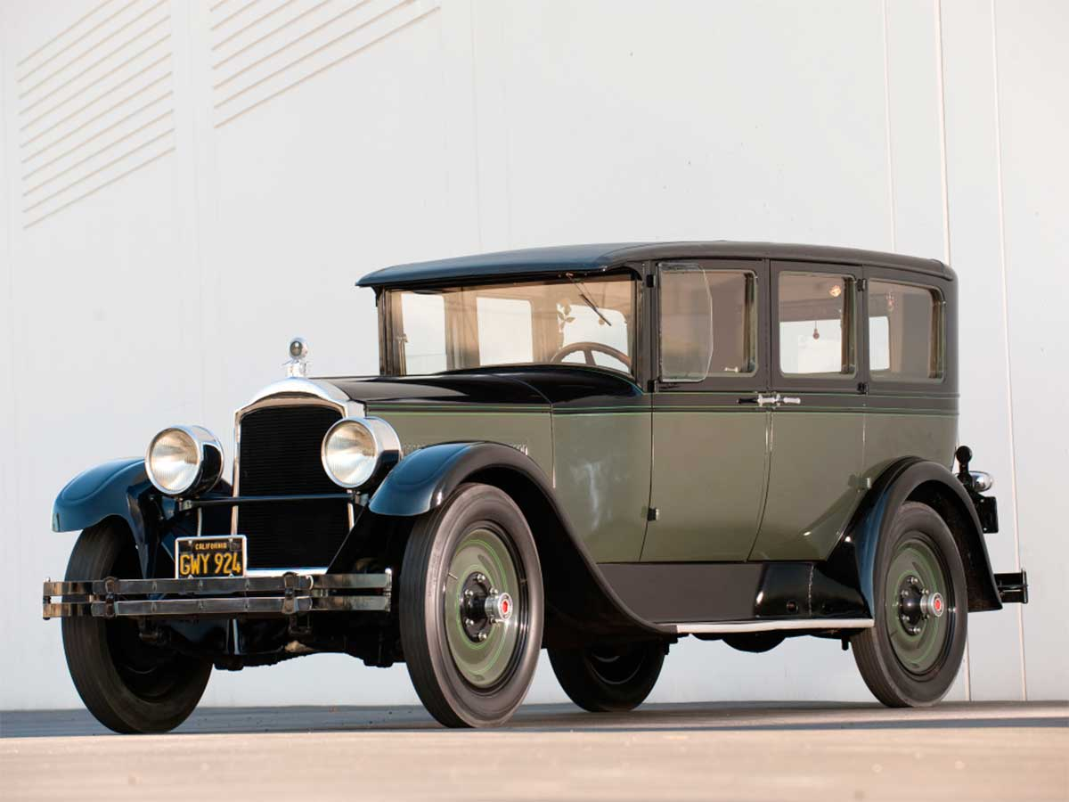 Packard Six 433 Sedan Limousine