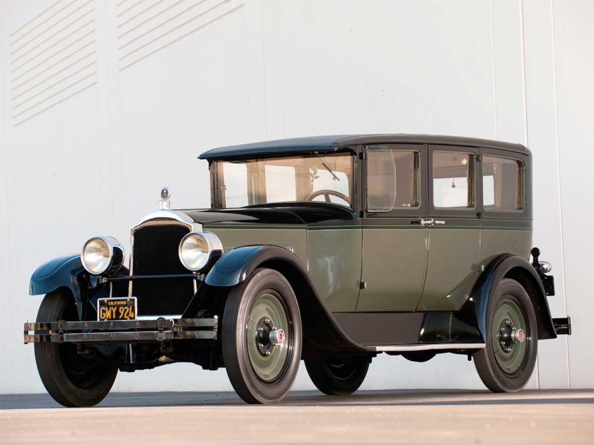 Packard Six 433 Sedan Limousine