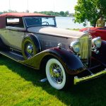 Packard Super Eight Convertible Victoria