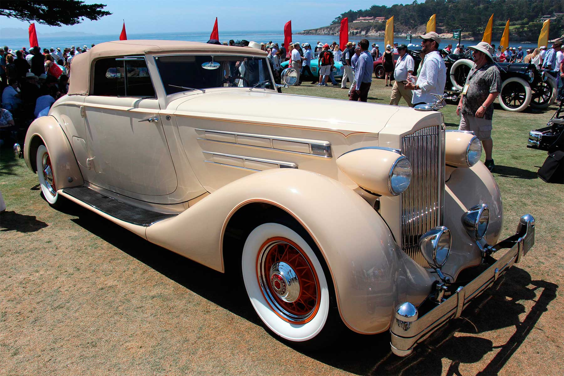 Packard Twelve Coupe Roadster - 839