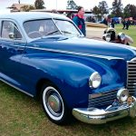 Packard Clipper Six Touring Sedan