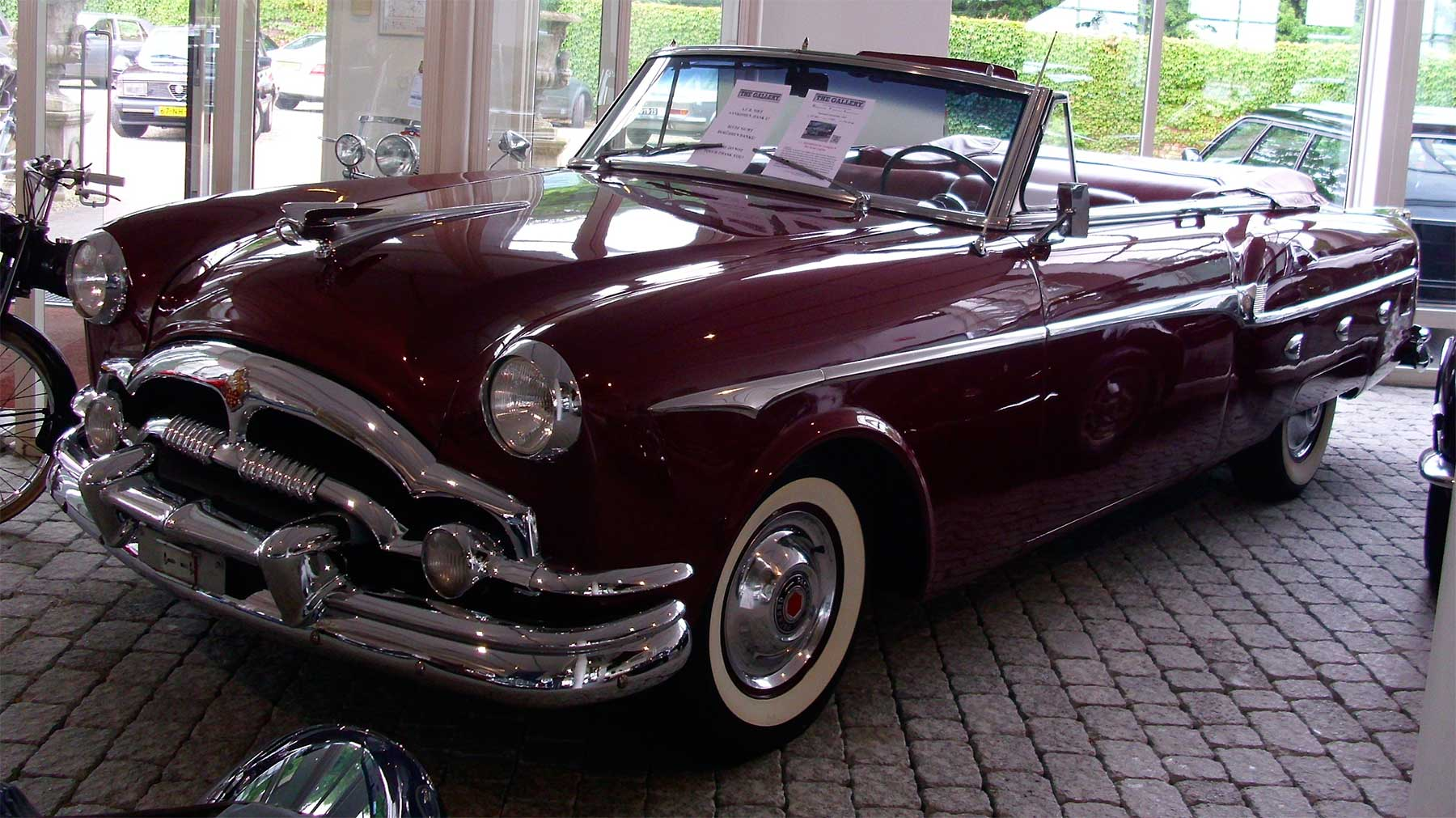 Packard Convertible Coupe