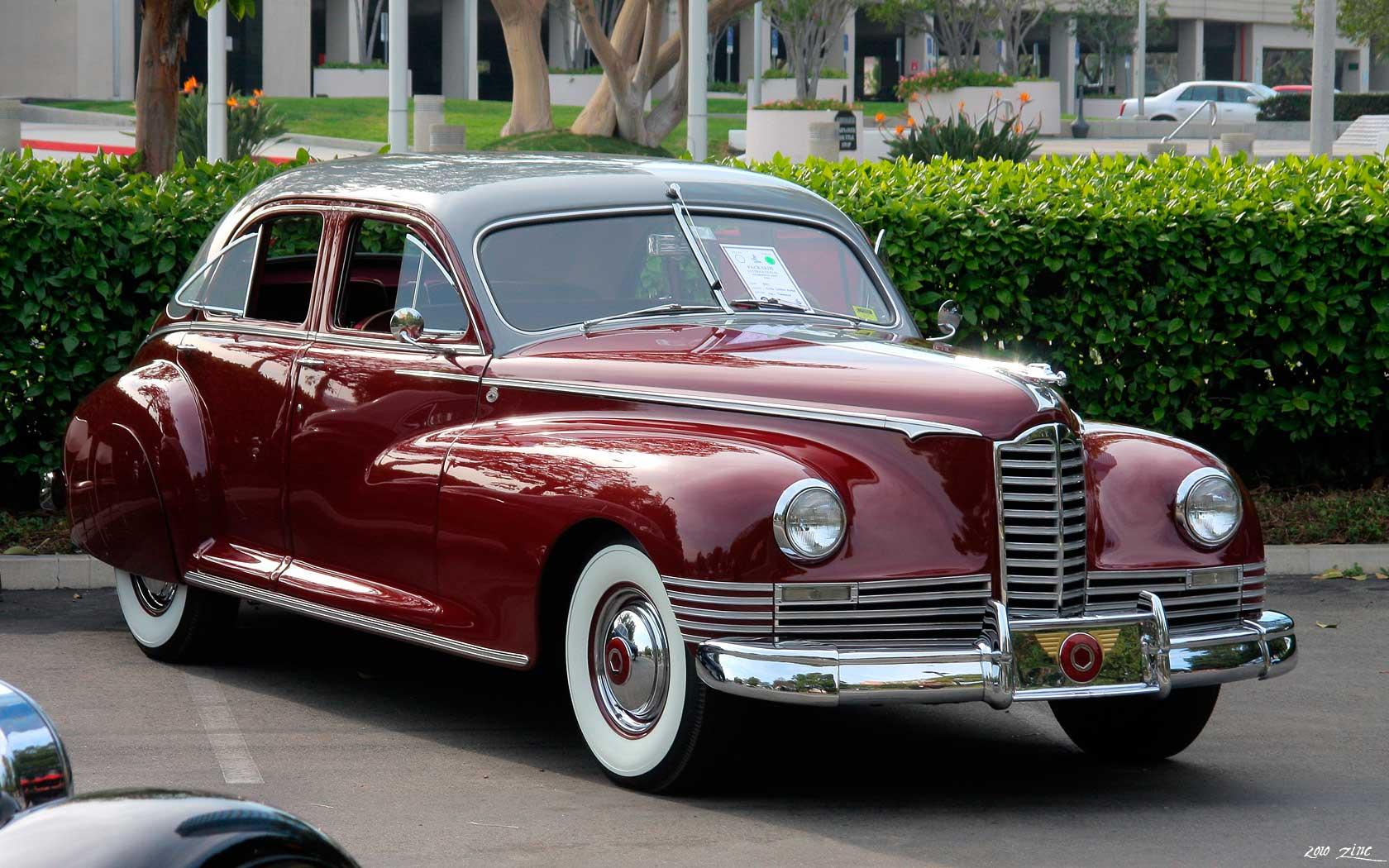 Packard Custom Super Clipper Eight Club Sedan
