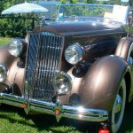 Packard One Twenty Convertible Coupe