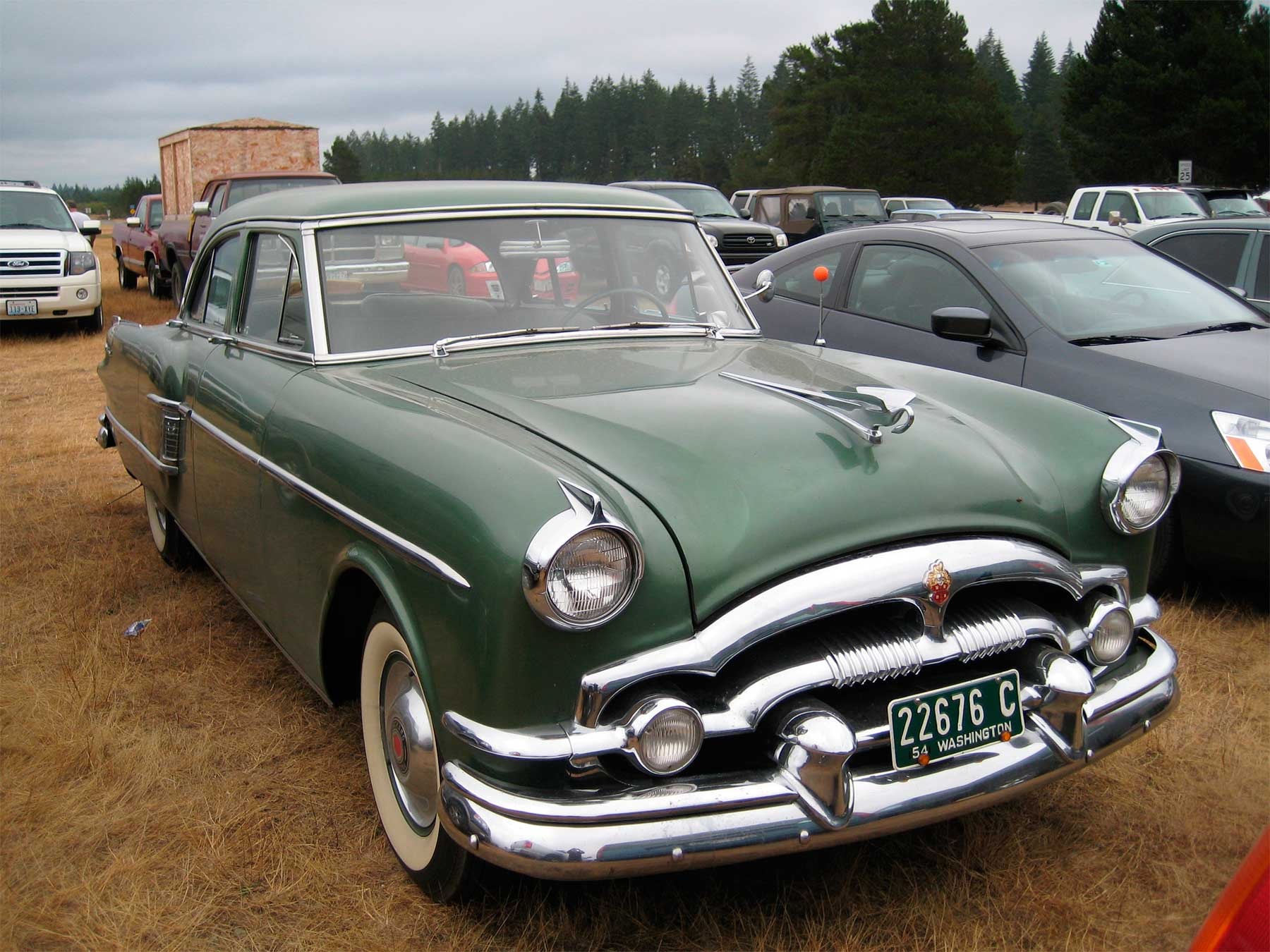Packard Patrician Touring Sedan