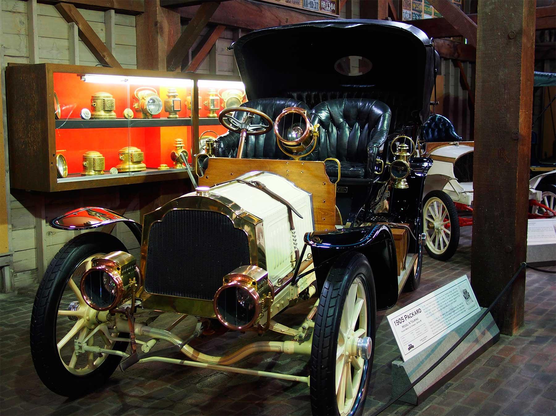 Packard Touring