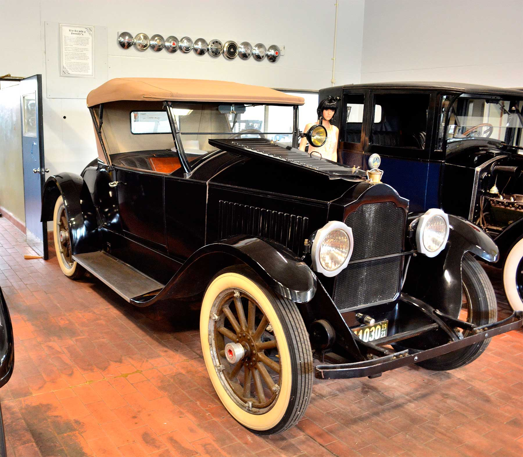 Packard Model 116 - 191 Single Six Runabout