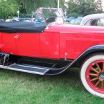 Packard Model 191 Single Six Runabout
