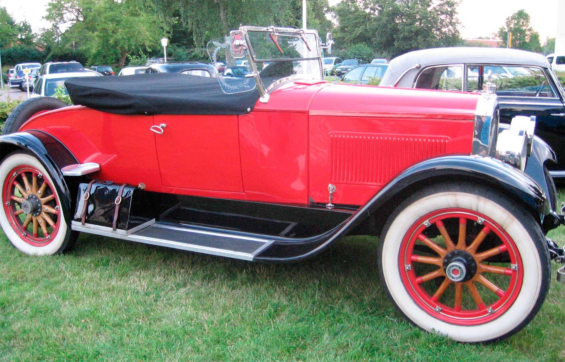 Packard Model 191 Single Six Runabout
