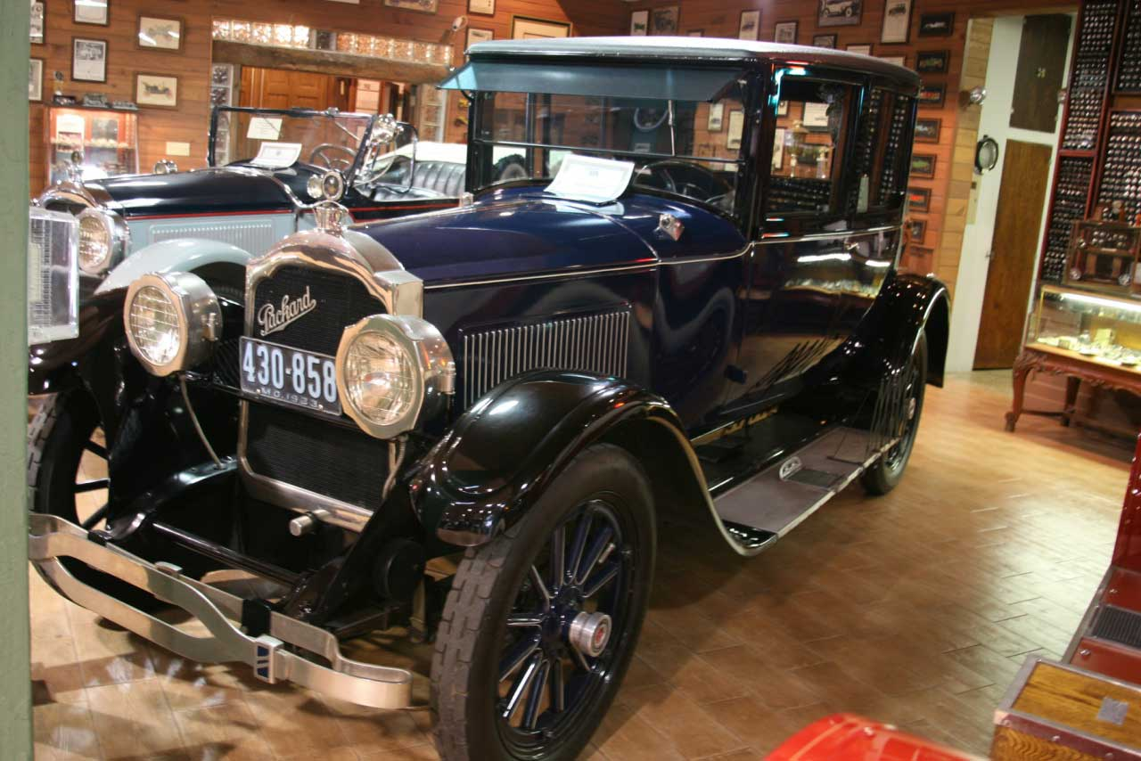 Packard Model 222 Single Six Coupe
